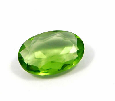 Treated Faceted Emerald Gemstone  42CT 28x19x8mm  RM17928
