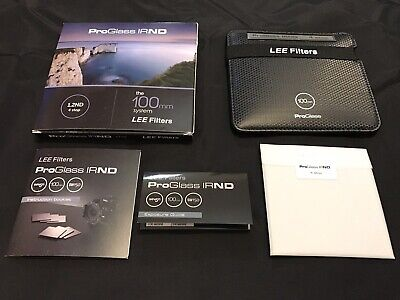 ProGlass IRND 1.2 ND Filter (4 Stop) The 100mm System Lee Filters PG4