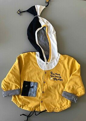 Unisex  Absorba (French Designer) Jacket With Hoodie - Brand New - 3T