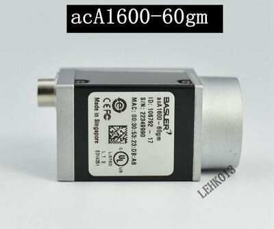 Used & Tested  acA1600-60gm  with  warranty Ship DHL or UPS