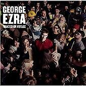 George Ezra - Wanted On Voyage - Cd Album - Budapest / Blame It On Me +