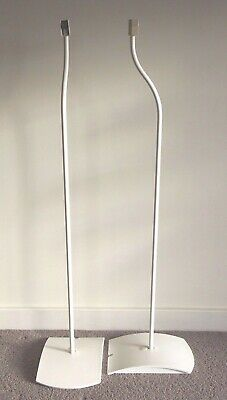 BOSE UFS 20 Speaker Floor Stands White - Pair - Melbourne