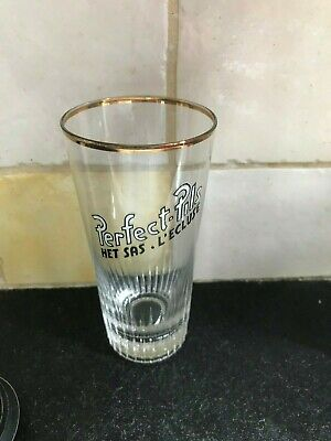 "Perfect pils verre glas glass het sas L""ecluse"