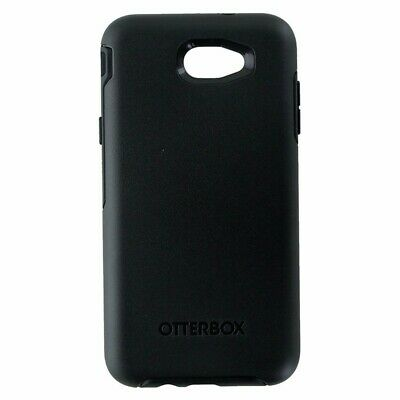 OtterBox Symmetry Hybrid Case for Samsung Galaxy J7 (2017) and J7 V - Black