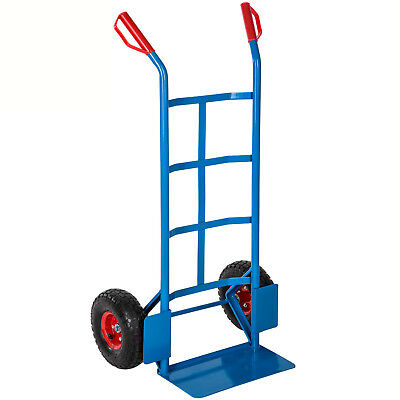 Diable Chariot sac brouette charge max 200kg bleu