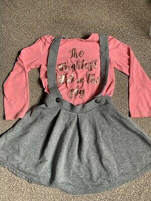 Next Girls 2 Piece Set Age 3-4