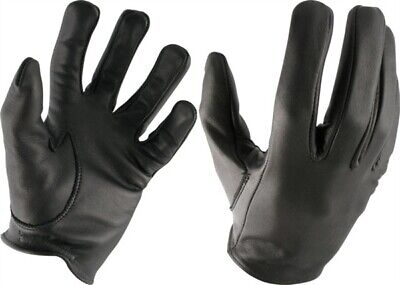 Mr B Leder Handschuhe  Leather Police Gloves BDSM Kinky gay MISTER B