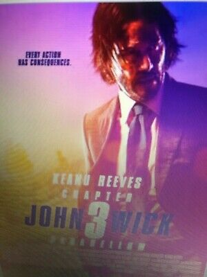 John Wick: Chapter 3 - Parabellum - DVD Keanu Reeves