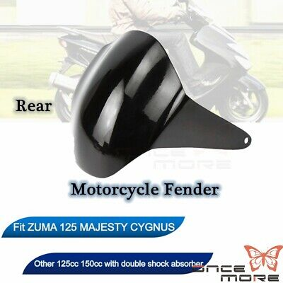 Motorcycle Rear Wheel Cover Fender Mudguard For ZUMA 125 Double Shock Absorber