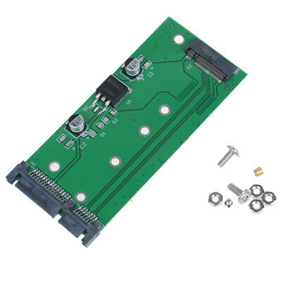 Laptop SSD NGFF M.2 To 2.5Inch 15Pin SATA3 PC converter adapter card with sc B$T