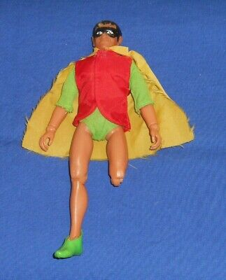 """MEGO WGSH ROBIN GREEN 8/"""" GLOVES PAIR HIGH QUALITY REPRODUCTION  FREE SHIP"""