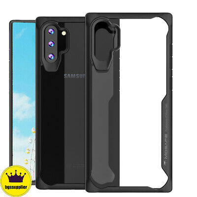 Mosafe® For Samsung Galaxy Note10 Plus / Note10 Shockproof Hard Clear Slim Case