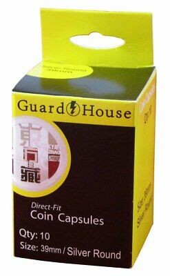 10C BOX OF 250  GUARDHOUSE AIRTITE  17.9 mm  DIRECT FIT  A17  DIME #7824679