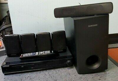 Samsung HT-Z320 5.1 Channel Home Theater System.