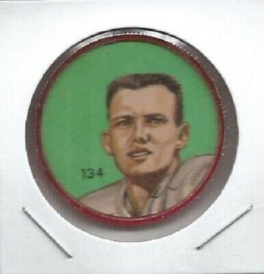 1963 CFL coin Jerry Keeling Short Print