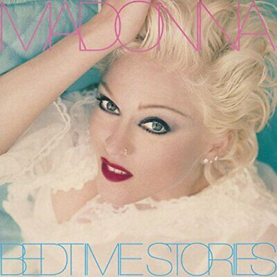 Madonna - Bedtime Stories - Madonna CD UWVG The Cheap Fast Free Post The Cheap