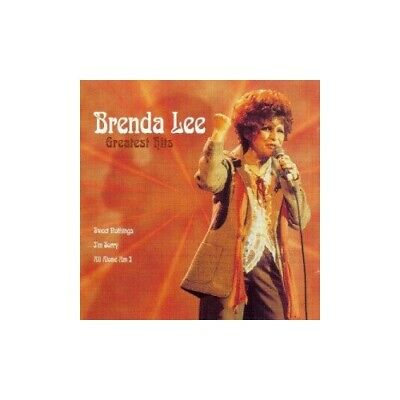 Lee, Brenda - Greatest Hits - Lee, Brenda CD T0VG The Cheap Fast Free Post The