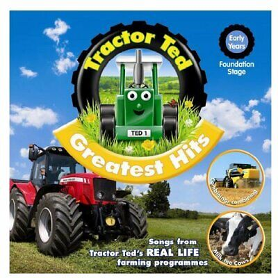Tractor Ted's Greatest Hits -  CD 3WLN The Cheap Fast Free Post The Cheap Fast