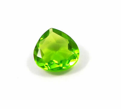 Treated Faceted Emerald Gemstone 11CT 14x13x5mm  RM17896