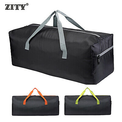 "30"" Extra Large Foldable Duffel Bag Waterproof Travel Storage Luggage Bags 75L"