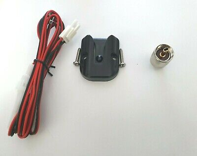 GME Install Kit 2 (MB205 clip PL259 and Power Lead) TX3500 TX3400 TX3100 TX4500