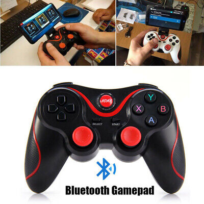 Wireless Bluetooth Gamepad Game Controller For IOS Android TV Box Tablet HOT