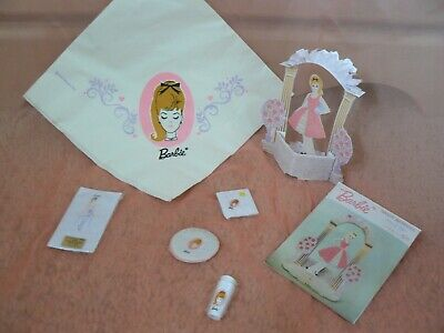2019 Diamond Jubilee National Barbie Doll Convention Decorative Paper Pieces