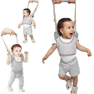 Baby Walking Harness, Hand-held Toddler Walking Assistant, Standing Up and Belt