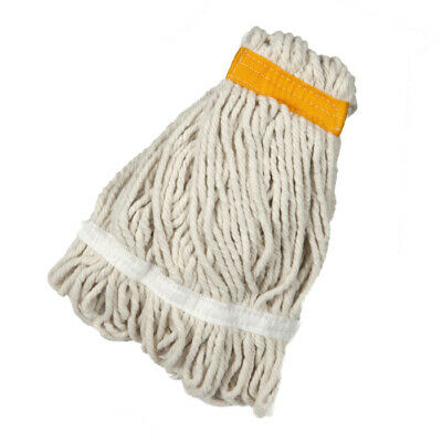 Mop Head Colour Coded (Yellow) - 2 Pack