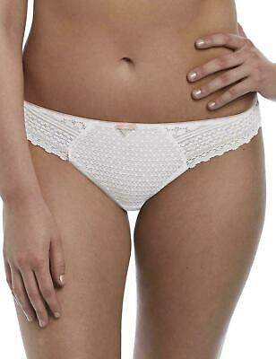 Freya Daisy Lace Brief, Knickers, Panties 5135 New White Size Large