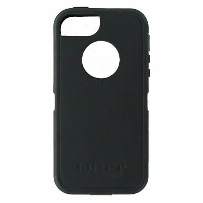 OtterBox Replacement Exterior Shell for iPhone SE/5s/5 Defender Cases - Black