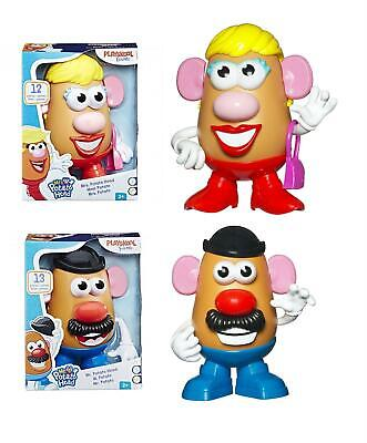 Mr Mrs Potato head Playskool Hasbro Pre School Toy 2+ Retro Official