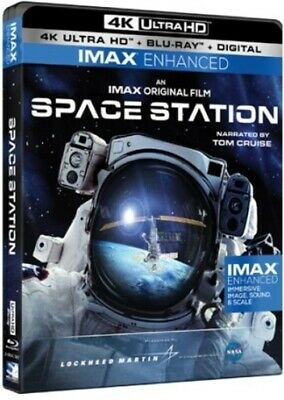 Space Station (Imax) New 4K Bluray