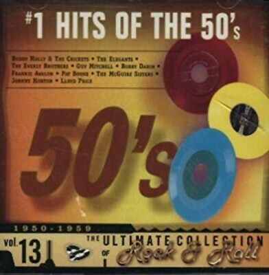 The Ultimate Collection of Rock and Roll: Vol. 13: No.1, Hits Of The 50's. -  -