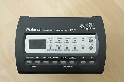 Roland TD-3 Percussion Sound Module