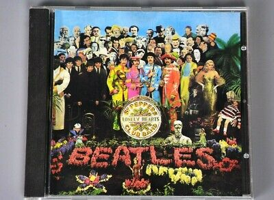 R&L CD Album: The Beatles - Sgt Peppers Lonely Hearts Club Band - Holland