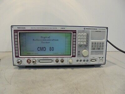 Tektronix Digital Radiocommunication Tester  Cmd 80 1050.9008.85