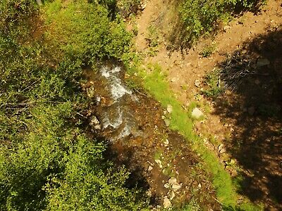 Indian Creek UT Placer Gold Mine Claim Utah Mining Sluice Highbank Snipe Nugget
