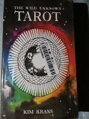 Tarot Cards The Wild Unknown