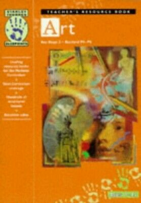 Art: Key Stage 2 (National curriculum blueprints) by Adams, Ron Paperback Book