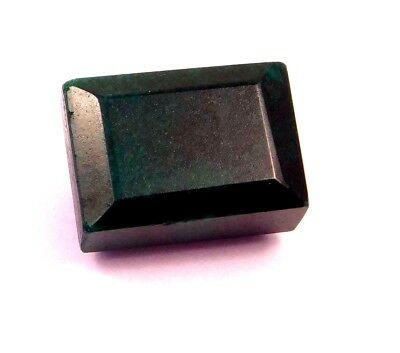 A++ Dyed Faceted Emerald Cut Loose Gemstones 78 CT 25X17mm..  RM13113