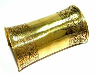 Great Designer Tibetan Golden Cuff Fashion Jewelry C113