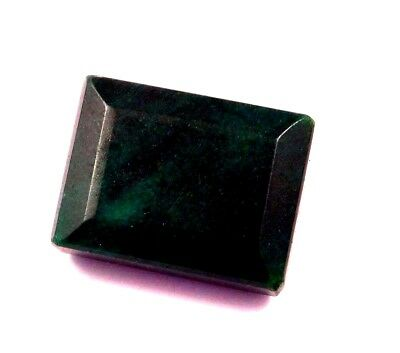 Dyed Faceted Emerald Loose Gemstones 86 CT 27X20mm..  RM13115