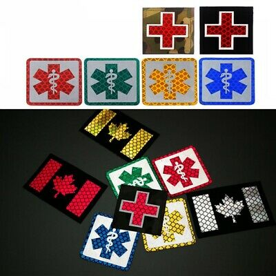 HEALTHCARE HSS SECURITY Emergency First Aid Badge Sew On