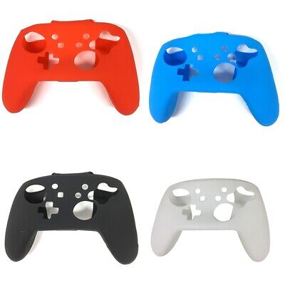Silicone Protective Rubber Cover Skin for Switch Pro Controller Cas#XU #ev