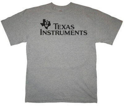 TEXAS INSTRUMENTS Calculator Company T-shirt