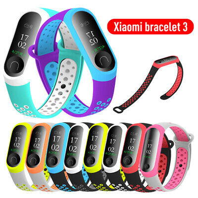 For Xiaomi Mi Band 3 4 Watchband Sport Style Fashionable Replacement Watch Strap