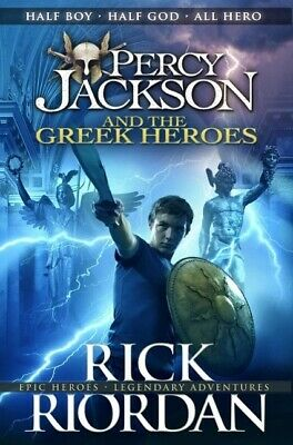 Rick Riordan Percy Jackson and the Greek Heroes