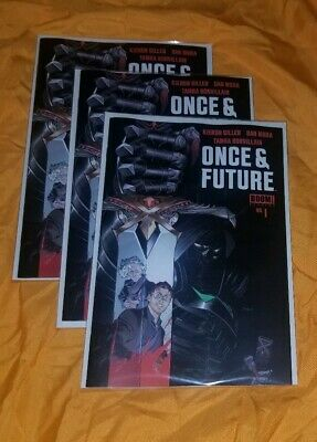 Once And Future #1 Boom! Studios