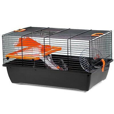 Pet Ting Lad Hamster Cage with Accessories Syrian Hamster Mice Gerbil Mouse Rat